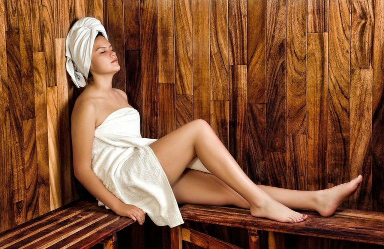 Spa Visit Helps Relaxation